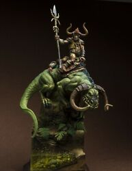 Rocco Di Rollo Resin Painted Toy Fantasy Miniature Pre-sale   Museum Quality