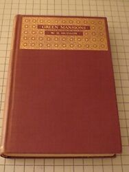 B001gs4m5y Green Mansions By W H Hudson 1925 Limited First Edition