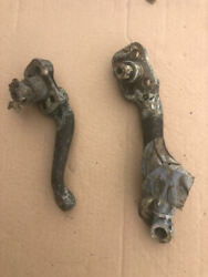 Nos Land Rover Series 2a And 3 Steering Arms Rhd