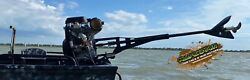 22hp Long Tail Mud Motor Ready To Run Engine Included Free Shipping
