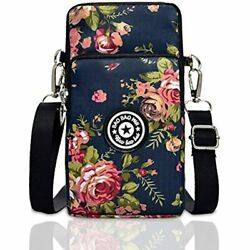 BIAOTIE Lightweight Small Crossbody Bags Cell Phone Purses Travel Pouch Shoulder $20.93