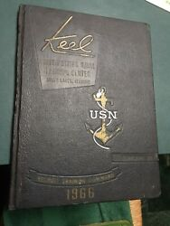 The Keel, Naval Training Center Great Lakes, Navy Boot Camp, 1966 Company 673