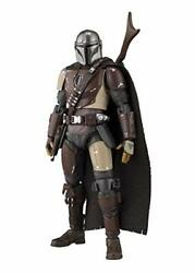 S.h.figuarts Star Wars The Mandalorian Approx. 150mm Abs And Pvc And Cloth Painted