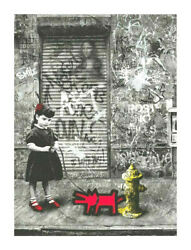 Mr. Brainwash Make Your Mark Screen Print Signed And Numbered 32/70 C 2019