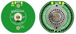 Goldpoint Precision 47-position Stereo 100k Stepped Attenuator Potentiometer