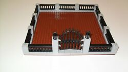 Choice LEGO Front Gate Wall for playground City Park Christmas Easter Halloween