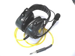 Cts Promod Ecco Sound Attenuating Aviation Headset Please Read