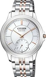 Citizen Watch Exceed Eco Drive 40th Anniversary Model Aq5004-55a Menand039s