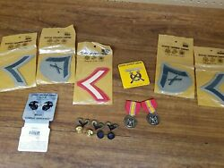 Officers Equipment Company Patches Pins Military Marines Army
