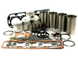 Engine Overhaul Kit For Ford 5000 5600 5610 6600 Tractors With Bsd442 Engine