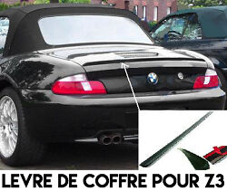 Rear Trunk Lip Spoiler Boot For Bmw Z3 Roadster Convertible 1996-2002 M Style