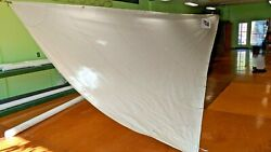 New Catalina 36 Mainsail 39and039 Luff And 13and039 Foot Full Battens 3 Reefs Ready To Ship