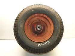 Bolens 1256 Tractor Nanco 16x6.50-8 Front Tire And Rim - 1 Only