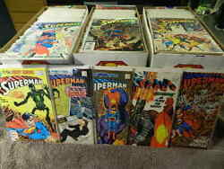 1987 Dc Comics Superman 2nd Series 1-226 + Annuals 1-14 - You Pick Issues