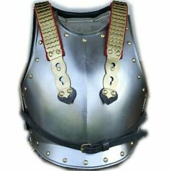 Medieval Cuirass Of The French Cuirassiers Breast-plate Chest Armor