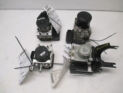 2015 Bmw 750 Abs Anti Lock Brake Actuator Pump Oem 2k Miles Lkq263165582
