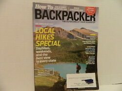 Backpacker Magazine September 2013 quot;Local Hikes Specialquot; $3.88