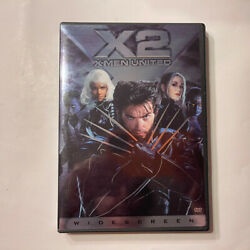 X2 X-men United Two-disc Widescreen Edition - Dvd