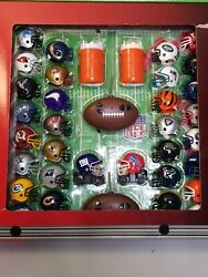 Nfl Mighty Helmet Racers Radio Controlled Rc Football Game Gift Set