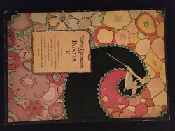1926 Paintex Fabric Decoration Color Harmony Chart Color Illustrated Catalog