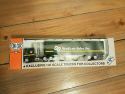 Con-cor Cab Over Engine Tractor Syndicate Sales Inc Ho 1/87