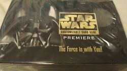 Sealed Star Wars Ccg Premiere Limited Booster Box Swccg Decipher