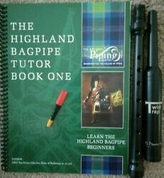 Starter Book College Of Piping Learn Highland Bagpipe With Practice Chanter Reed