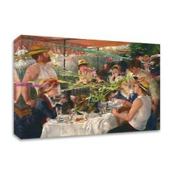30 X 40 Luncheon Of The Projectile Vomit Party By Barry Kite Print On Canvas