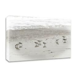 24 X 30 Sandpipers By Brooke T. Ryan Print On Canvas