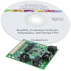 Analog Devices Isolated Data Acquisition System Eval Board Eval-cn0194-sdpz