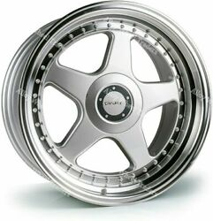 Alloy Wheels 18 Dr-f5 For Mitsubishi Renault Megane 5x114 Models Spl