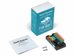 Yacht Devices Switch Control, Nmea 2000 Micro Male, 10 Wire Terminals