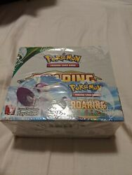 Roaring Skies Booster Box Factory Sealed Fresh From The Case