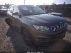 Automatic Transmission Engine Id Ede 6 Speed Fwd Fits 17-18 Compass 2468661