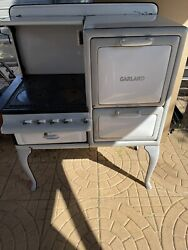Antique Vintage Garland Gas Stove And Oven