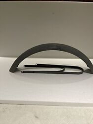 Used Original Simplex Servi Cycle Motorcycle Front Fender Solid