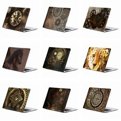 Official Simone Gatterwe Steampunk Hard Crystal Case Cover For Macbook