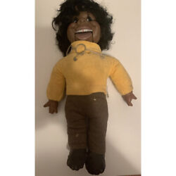 Vintage Lester Eegee Ventriloquist Puppet Dummy Probably From The 1970s Goldberg