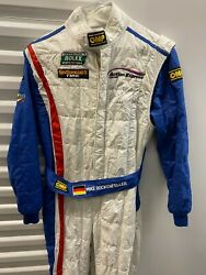 Mike Rockenfeller, Signed Race Used / Rolex Drivers Suit Action Express Racing
