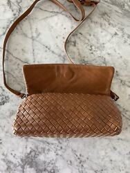 cross bag Real Leather Hand made $55.00