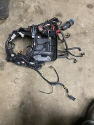 Evinrude Etec 115 Hp Complete Engine Harness Part 586891 Used