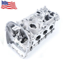 New Engine Cylinder Head W/ Valves Fit For Vw Beetle Golf Audi A3 1.8 2.0 Tfsi