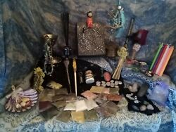 Witches Starter Kit, Pagan Altar Kit, Pagan, Wicca, Wiccan