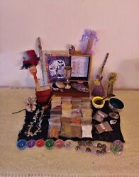 Witches Starter Kit, Pagan Altar Set, Includes Complete Witchcraft Pdfs
