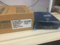 1pc New In Box Mitsubishi Plc Positioning Module A1sd75m1 1 Year Warranty