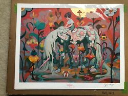 Traveler, James Jean, Limited Edition Art Print, Signed And Numbered, 1612/1709