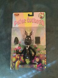 Irontail Rabbit Action Figure Peter Cottontail Diamond Select Cipriano Brand New