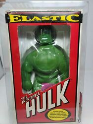 1979 Mego Elastic Hulk Stretch Armstrong Rare Afa 75+ Finest Example 1 Of 1