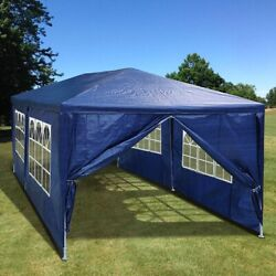 10and039x10and039/20and039 Outdoor Canopy Party Wedding Tent Gazebo Wedding Tent W/ Sidewalls