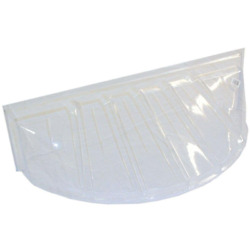 19 In. X 15 In. Polyethylene Reversible Heavy-duty Window Well Cover